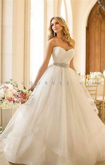 Disney-Hochzeit - Disney Hochzeitskleid #2051545 - Weddbook