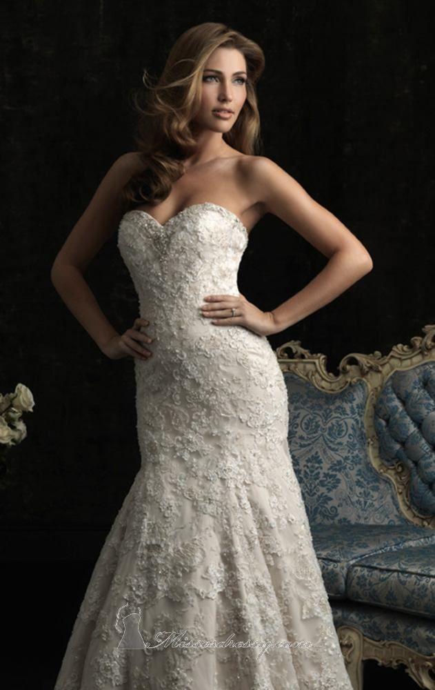 Wedding - Allure 8958 By Allure Bridals