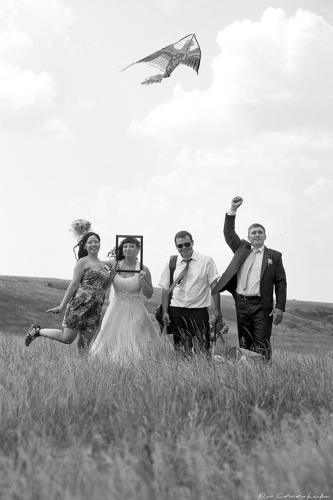 Wedding - Оля, Коля И Другие