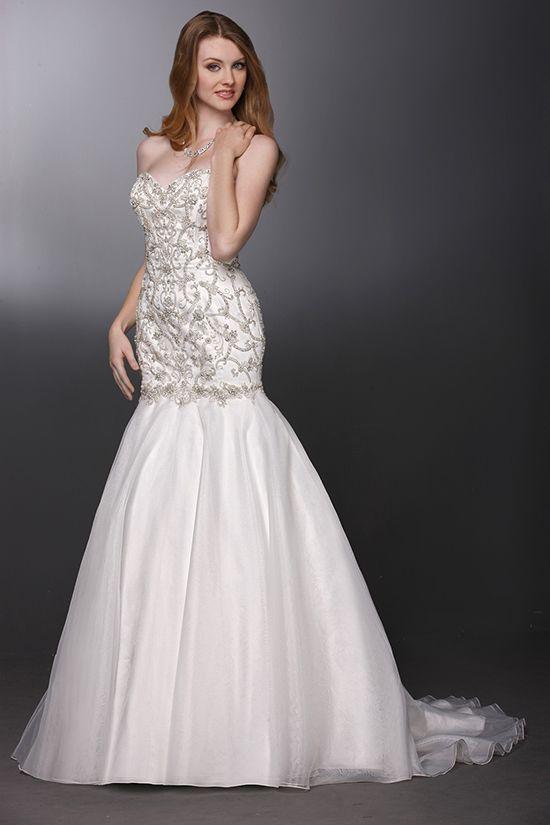 Wedding Nail Designs - Davinci Bridal Gown Collection 2014 #2051779 ...