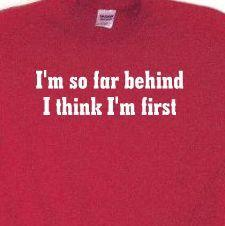 think-im-first-great-shirts-for-men-running-fitness-jogging-shirt-gift ...