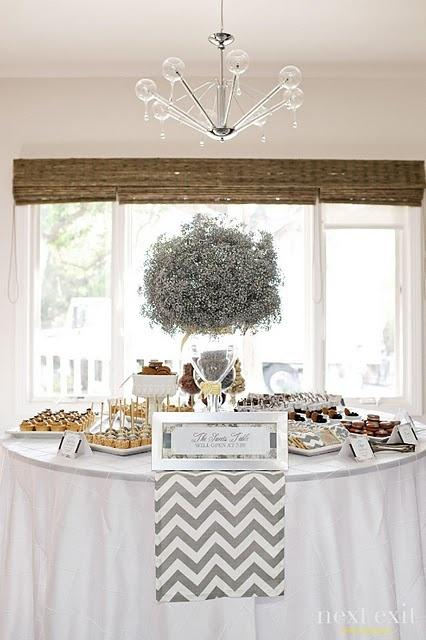 Wedding Nail Designs Dessert Table 2052227 Weddbook