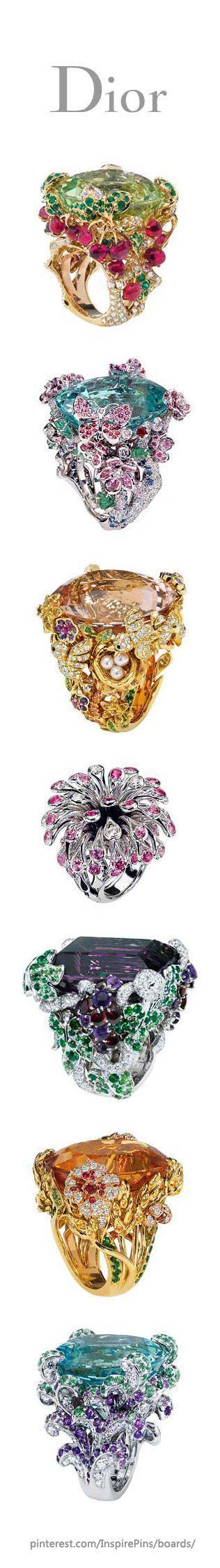 Wedding - Dior Joaillerie Rings