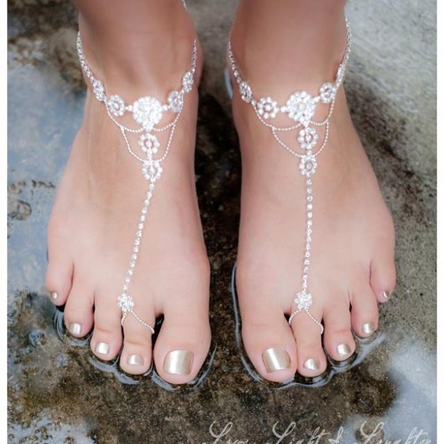 Hochzeit - Strand-Schuhe
