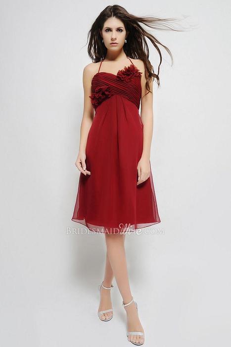Wedding - Flower Bridesmaid Dresses