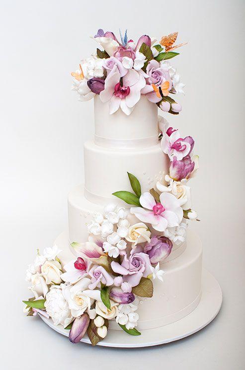 Cake 10 Minutes With Ron BenIsrael 2053103 Weddbook - Ben Israel Wedding Cakes