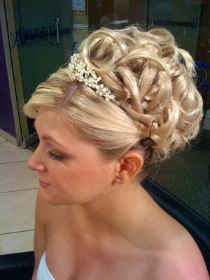 Свадьба - Невесты люкс для Волос