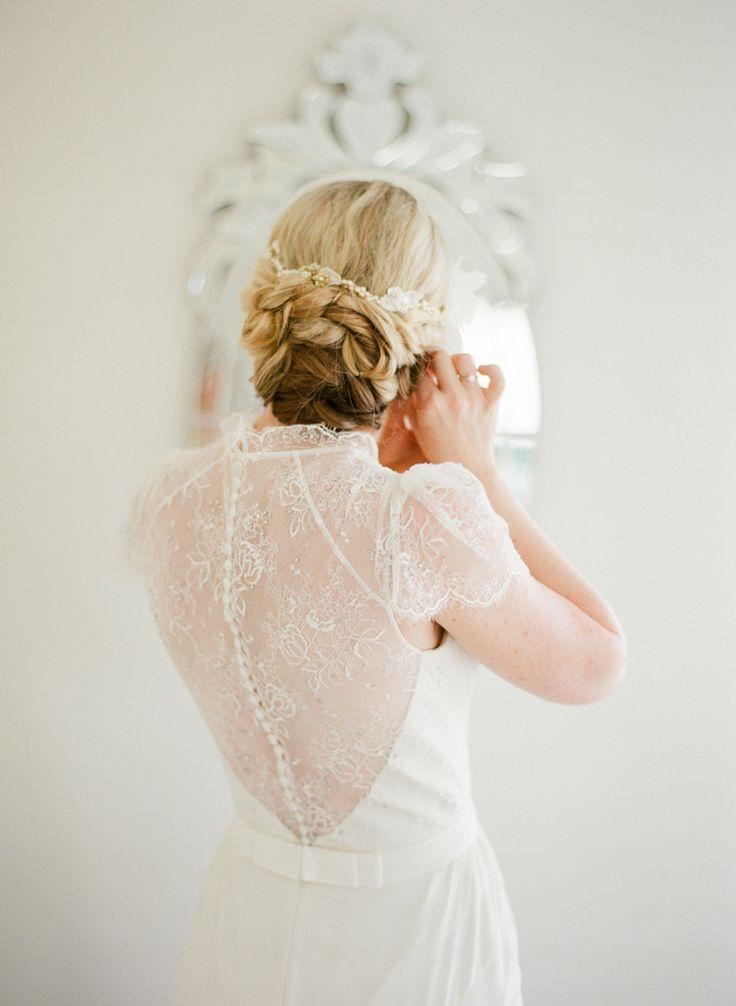 Свадьба - Свадебная Прическа. Джемма Keech