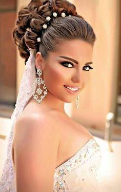 Wedding - Top 10 Gorgeous Bridal Hairstyles For Long Hair