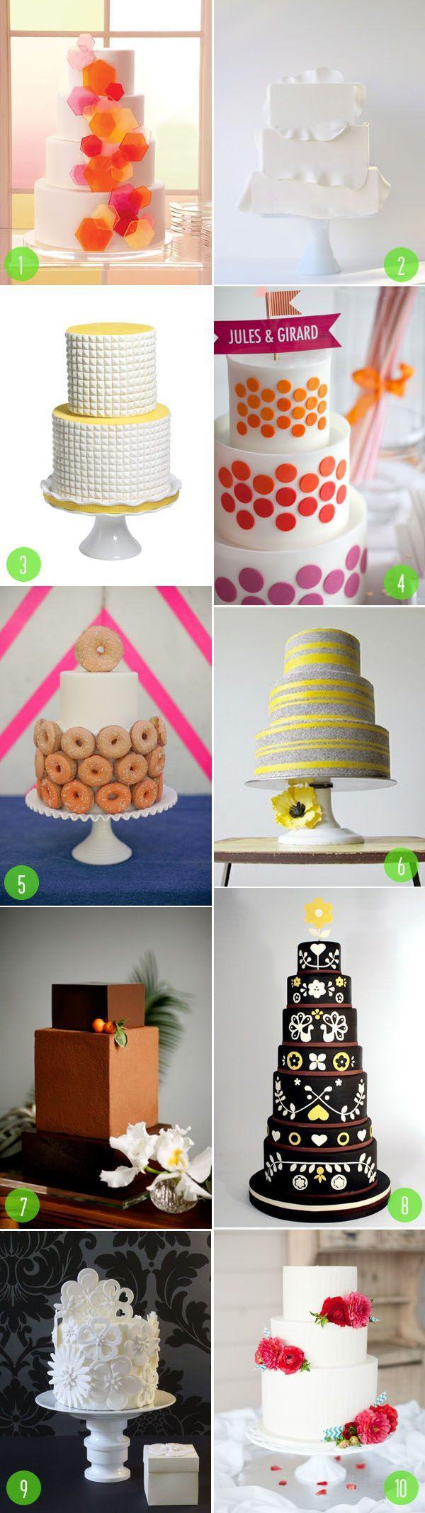 Свадьба - Современные Свадебные Торты