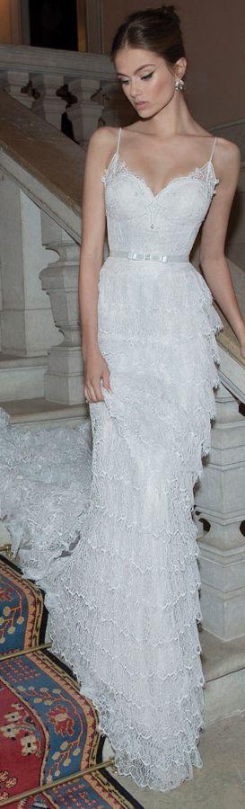 Wedding nail designs berta bridal 2014 2053583 weddbook for Berta wedding dress 2014