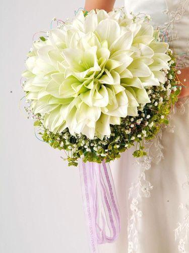 Composite Bouquet Calla Lilies