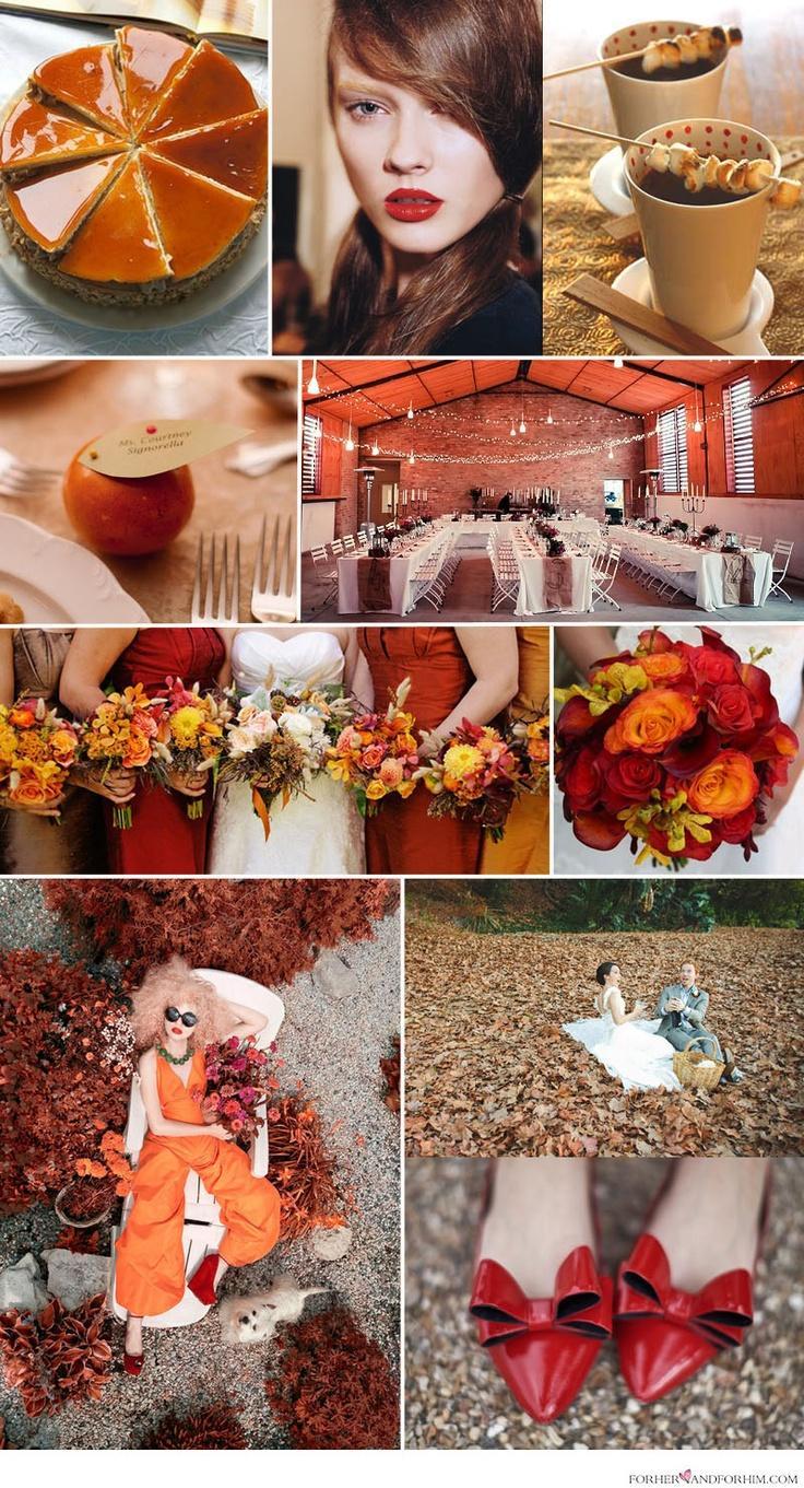 Wedding - Fall Wedding Ideas