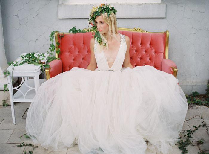 Mariage - Jenny Packham, Blair robe