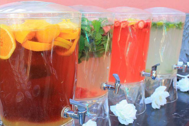 Yummy Mocktails Für Nicht-versoffenen (aber Sehr Cool) Hochzeit ...