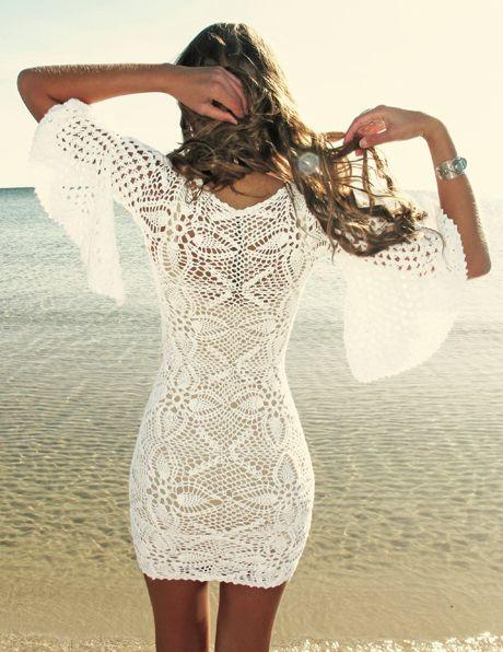 Hochzeit - Honeymoon Kleid
