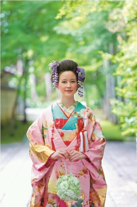 Düğün - Japon Stil Weddding