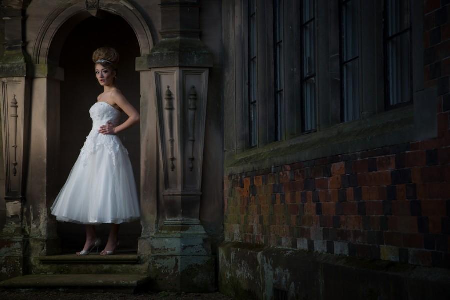 Wedding - Bridal Pose.