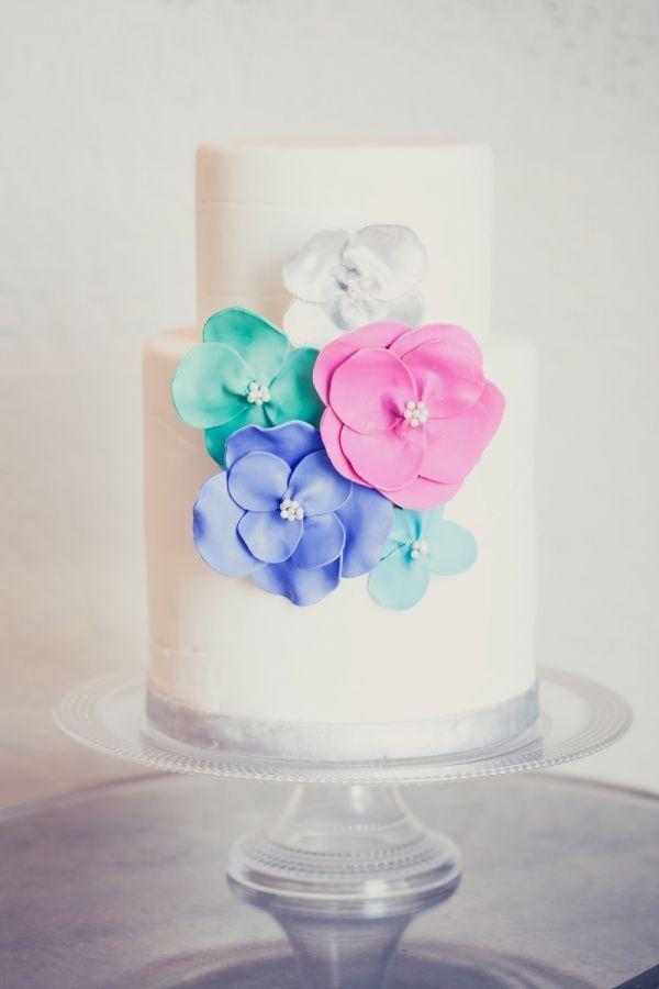 Pastel Wedding Pastel Cake 2054468 Weddbook