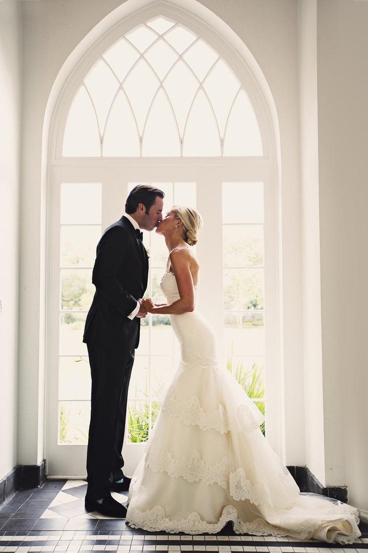 Mariage - Robe renversante