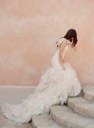 Свадьба - Ох Платье
