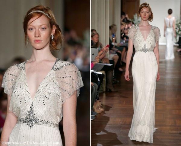 Vintage Wedding Dresses Jenny Packham: Bridal Fall 2013 #2054940