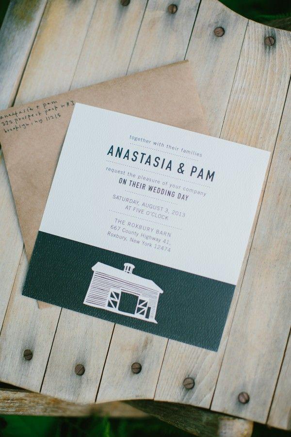 Hochzeit - Echt Wedding: Pam Anastasia