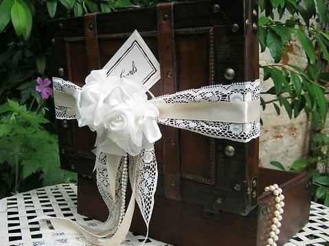 Wedding - Vintage Suitcase 1