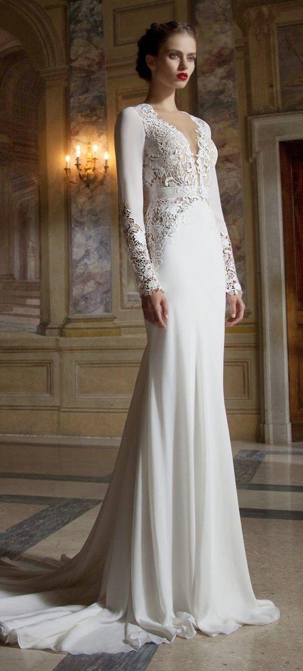 Kleiden Schone Brautkleider Von Berta 2055483 Weddbook