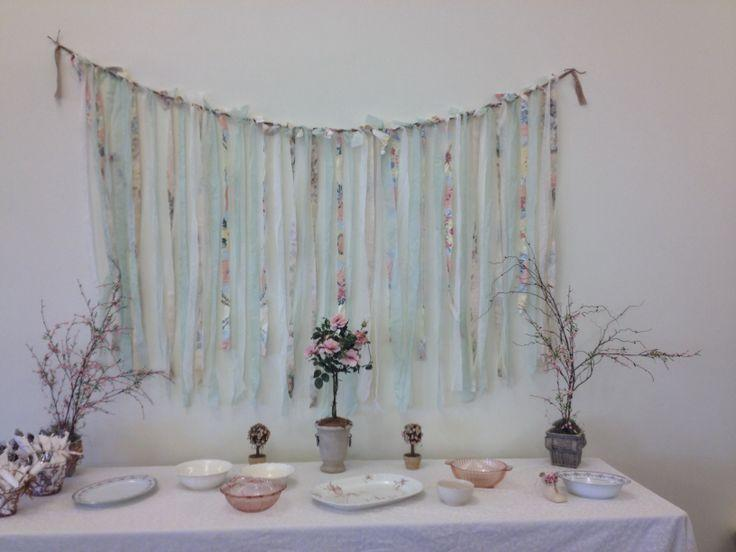 shabby chic baby shower see more about ribbon banner chic baby showers