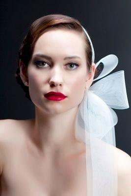 Mariage - Modernes accessoires de mariée: Sara Gabriel