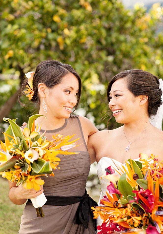Wedding - A Tropical Destination Wedding In Hawaii