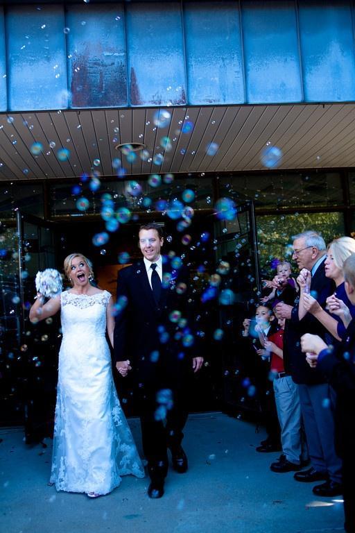 Wedding - Wedding Exits