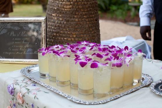 Wedding - Signature Cocktail