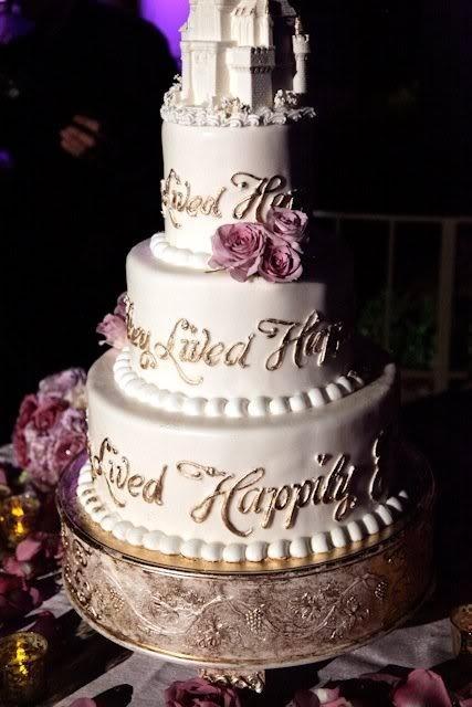 Gâteaux De Mariage - Gâteau De Mariage Disney #2056448 - Weddbook