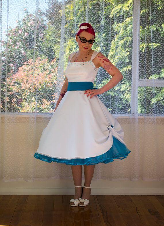 Retro Wedding - Retro Wedding Dress #2056493 - Weddbook