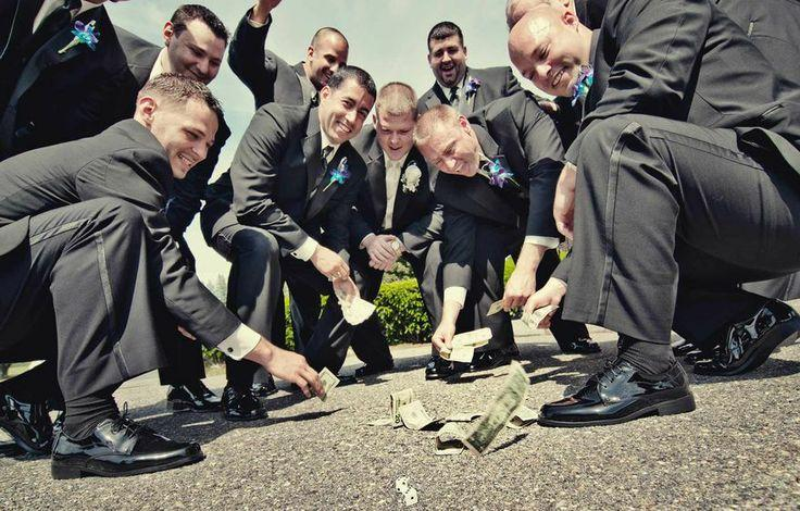 Wedding - Groom   Groomsmen Photos