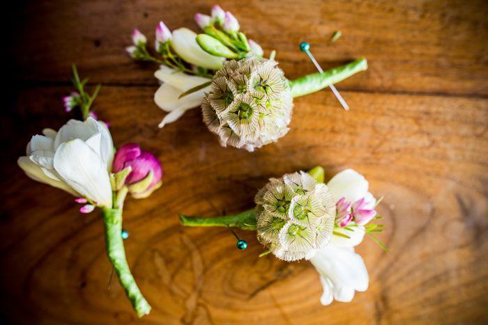 Wedding - Handmade, Heritage Blending Garden Wedding In California