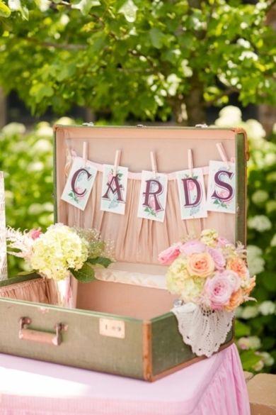Vintage Wedding Hochzeiten Vintage Koffer 2056557 Weddbook