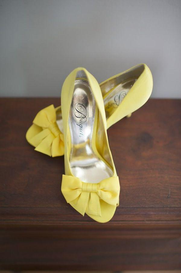 Yellow Wedding - GREY 'N' YELLOW #2056763 - Weddbook