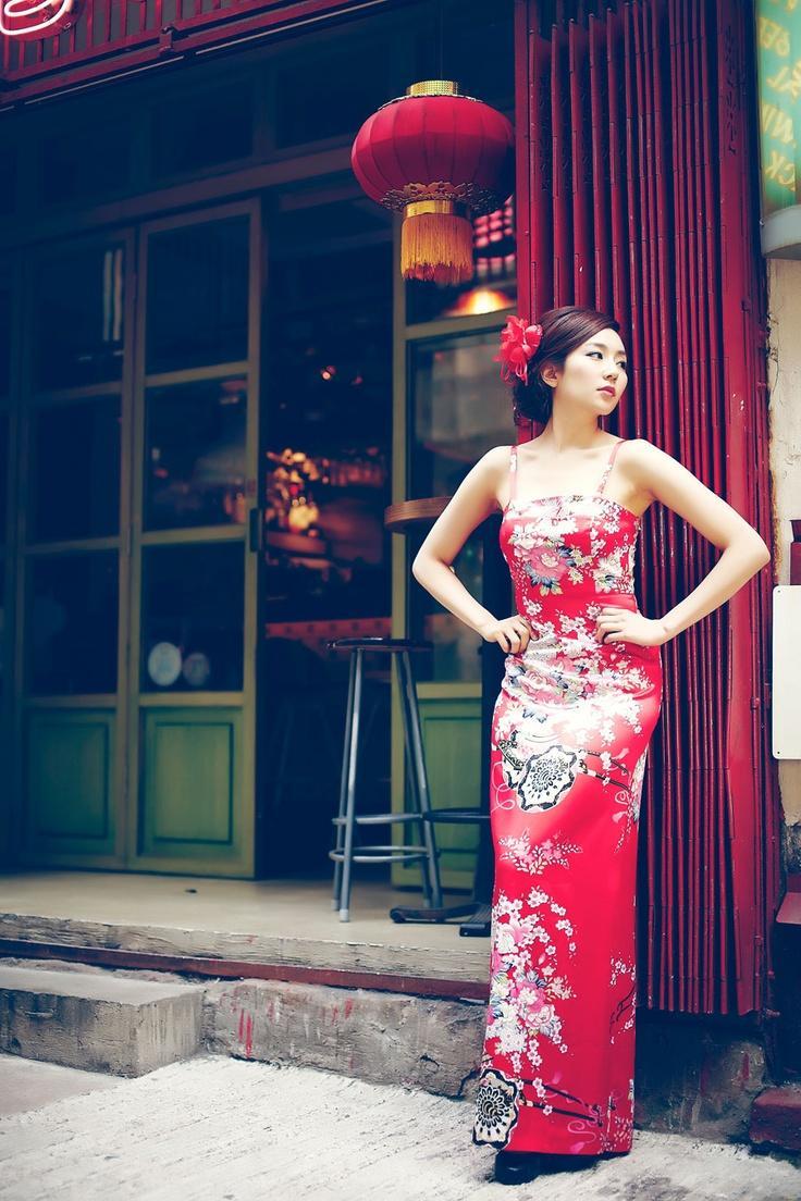 Свадьба - Китайский Стиль Свадьбы