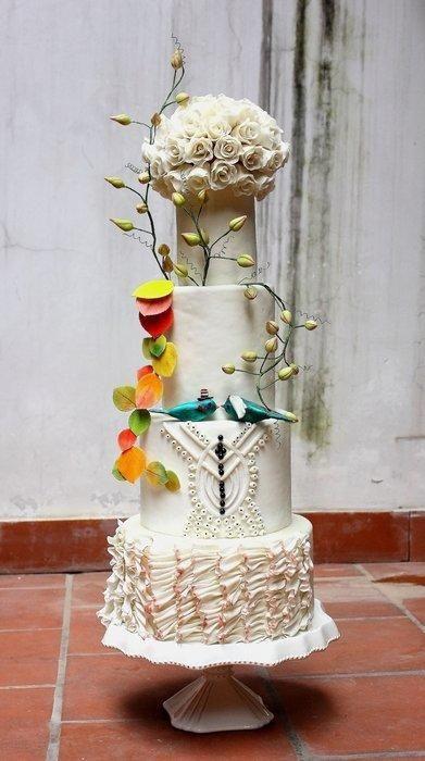 زفاف - HOLIDAY كعكة الزفاف