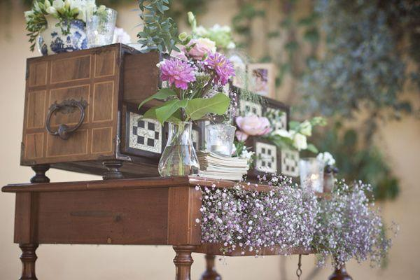 Свадьба - Богемного Мадрида Свадьбы