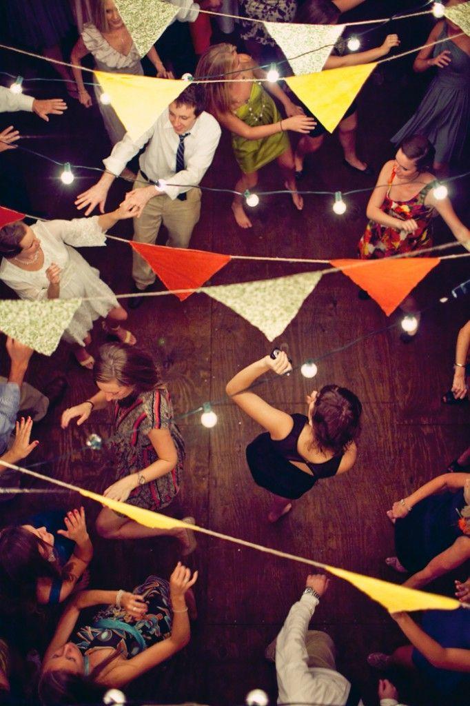 Свадьба - Флаги Огоньки, Танцующие