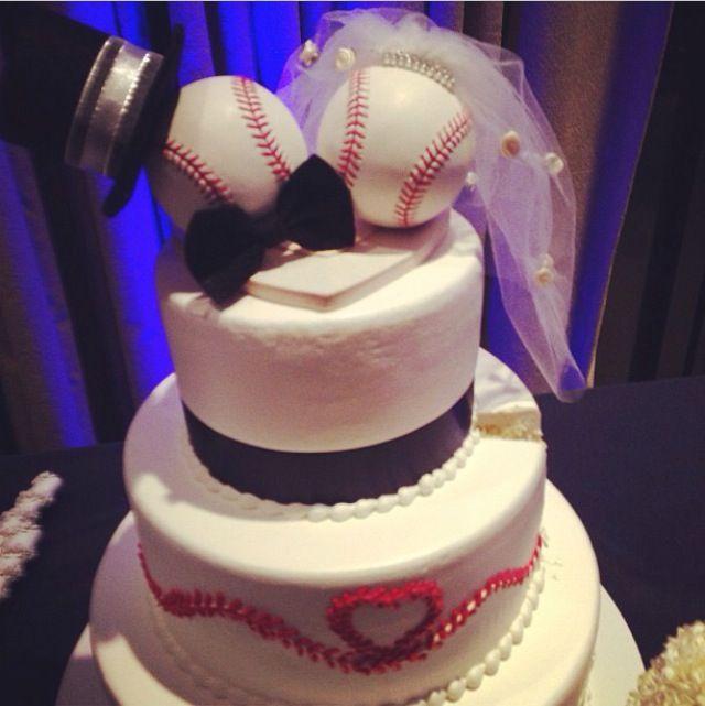 Sport Hochzeit Baseball Hochzeitstorte 2057222 Weddbook