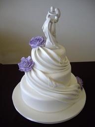 Свадьба - Пурпурная роза