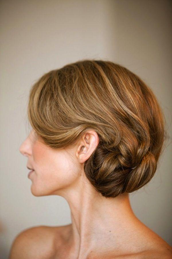 Mariage - Inspiration & Tutoriels de cheveux de mariage: Le Chignon classique