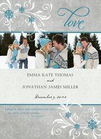Winter Hochzeit   Winter Hochzeits Einladung #2057490   Weddbook, Kreative  Einladungen