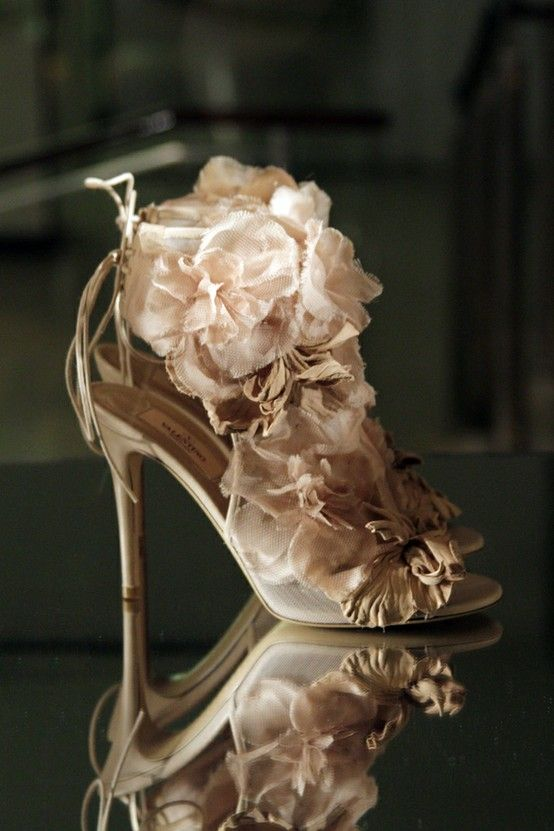 Hochzeit - Oooooohhh-Schuhe!