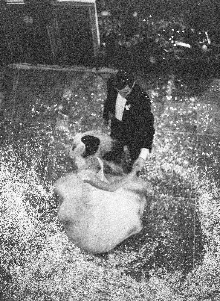 Wedding - Sparkles On The Dance Floor